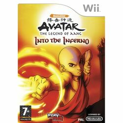 Avatar The Legend of Aang: Into the Inferno