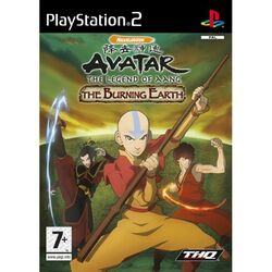 Avatar the Legend of Aang: The Burning Earth