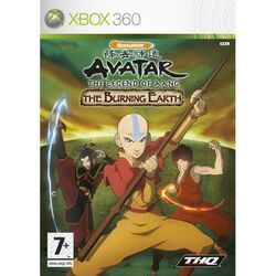 Avatar the Legend of Aang: The Burning Earth na progamingshop.sk