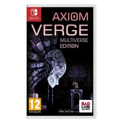 Axiom Verge (Multiverse Edition)