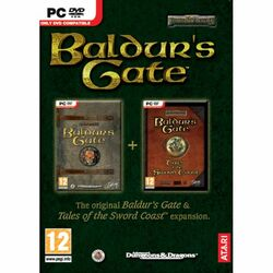 Baldur's Gate & Tales of the Sword Coast na progamingshop.sk