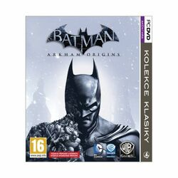 Batman: Arkham Origins na progamingshop.sk
