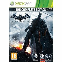 Batman: Arkham Origins (The Complete Edition) na progamingshop.sk