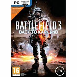 Battlefield 3: Back to Karkand CZ
