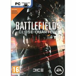 Battlefield 3: Close Quarters CZ