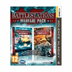 Battlestations Warfare Pack na progamingshop.sk