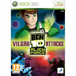 Ben 10 Alien Force: Vilgax Attacks na progamingshop.sk