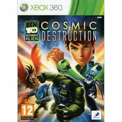 Ben 10 Ultimate Alien: Cosmic Destruction na progamingshop.sk