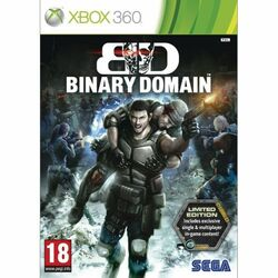 Binary Domain (Limited Edition)