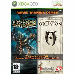 BioShock + The Elder Scrolls 4: Oblivion