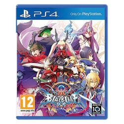 BlazBlue: Central Fiction na progamingshop.sk