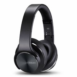 Bluetooth Stereo Headset EVOLVEO SUPREMESOUND E9, Black