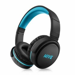 Bluetooth Stereo Headset Niceboy Hive XL, Black