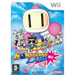 Bomberman Land Wii na progamingshop.sk