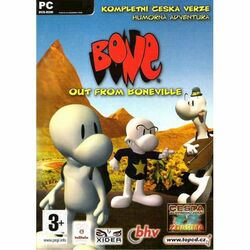 Bone: Out of Boneville CZ