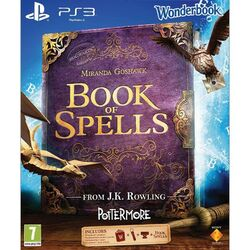 Book of Spells CZ + Sony PlayStation Move Starter Pack