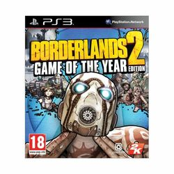 Borderlands 2 (Game of the Year Edition)