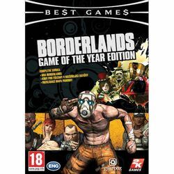 Borderlands (Game of the Year Edition) na progamingshop.sk