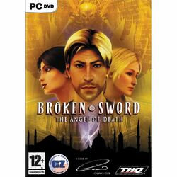 Broken Sword: The Angel of Death CZ