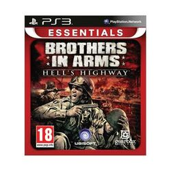 Brothers in Arms: Hell's Highway PS3 - BAZÁR (použitý tovar)