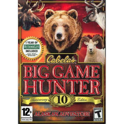 Cabela's Big Game Hunter 2007: 10th Anniversary Edition na progamingshop.sk