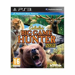 Cabela's Big Game Hunter 2012 na progamingshop.sk
