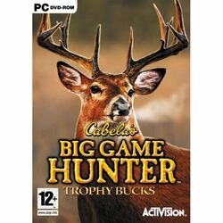 Cabela's Big Game Hunter: Trophy Bucks na progamingshop.sk