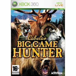 Cabela's Big Game Hunter na progamingshop.sk