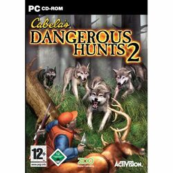 Cabela's Dangerous Hunts 2 na progamingshop.sk