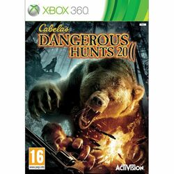 Cabela's Dangerous Hunts 2011 na progamingshop.sk