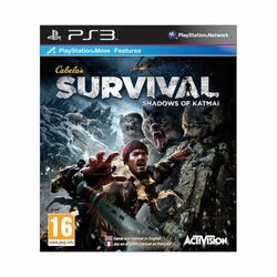 Cabela's Survival: Shadows of Katmai na progamingshop.sk