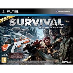 Cabela's Survival: Shadows of Katmai + Top Shot Elite na progamingshop.sk