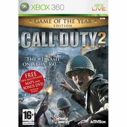 Call of Duty 2 (Game of the Year Edition) na progamingshop.sk