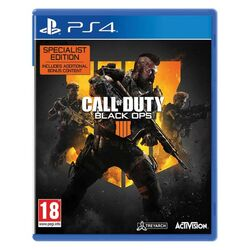 Call of Duty: Black Ops 4 (Specialist Edition)