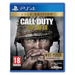 Call of Duty: WW2 (Gold Edition) na progamingshop.sk