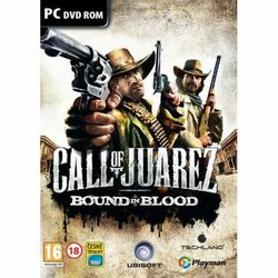 Call of Juarez: Bound in Blood CZ na progamingshop.sk