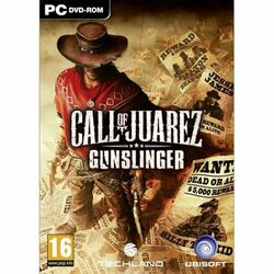 Call of Juarez: Gunslinger na progamingshop.sk