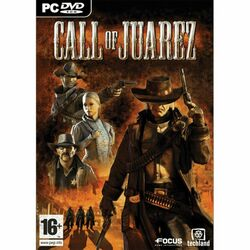 Call of Juarez na progamingshop.sk
