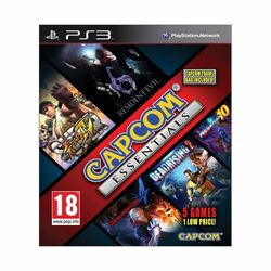 Capcom Essentials na progamingshop.sk