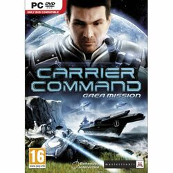 Carrier Command: Gaea Mission CZ