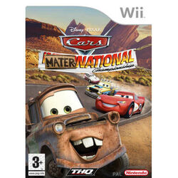 Cars: Mater-National Championship