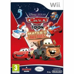 Cars Toon: Mater's Tall Tales na progamingshop.sk