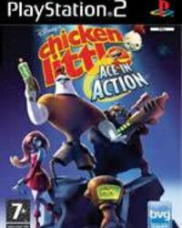 Chicken Little 2: Ace in Action