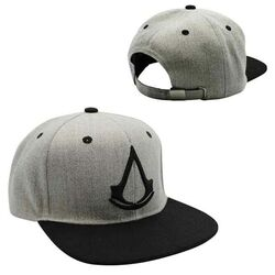 Èiapka Assassin's Creed Grey Crest na progamingshop.sk