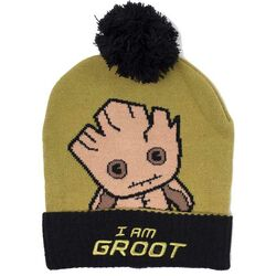 Čiapka Groot Kawaii Art (Marvel)