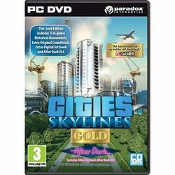 Cities: Skylines (Gold) na progamingshop.sk