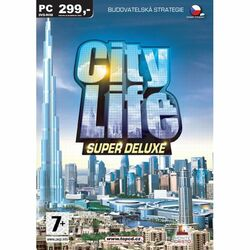 City Life Super Deluxe CZ