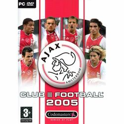 Club Football 2005: AFC Ajax na progamingshop.sk