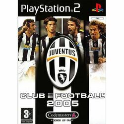 Club Football 2005: Juventus