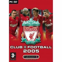 Club Football 2005: Liverpool FC na progamingshop.sk